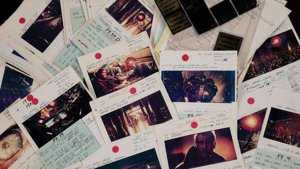 Blade Runner Storyboards