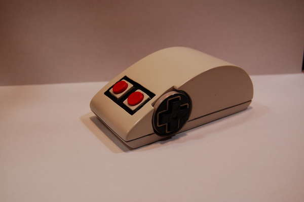 Upcycled Nintendo Console Mice