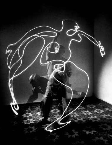 New Picasso Light Art