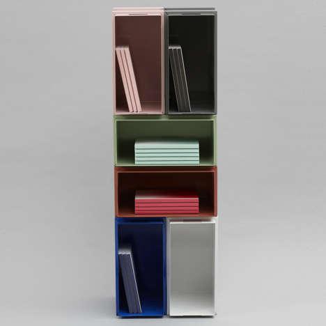 Stackable Building Block Storage