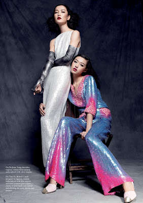 Dazzling Formal Wear Editorials