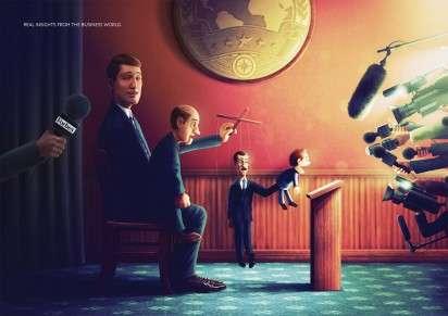 Puppet Master Magazine Journalism