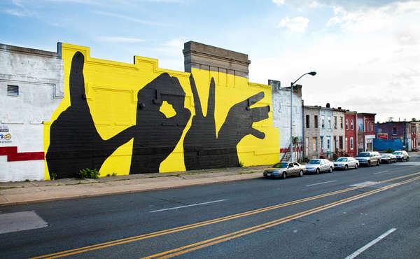 Affection-Declaring Graffiti