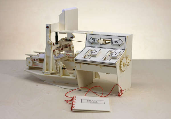 Kitschy Cardboard Computers
