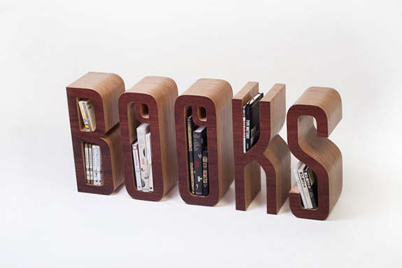Marvellously Meta Book Holders