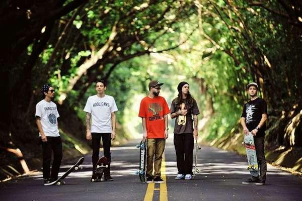 Skater Crew Lookbooks