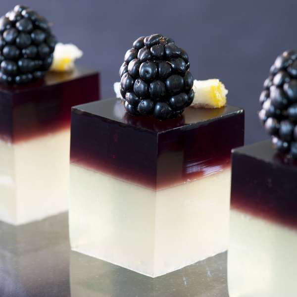 Gourmet Jello Shots: