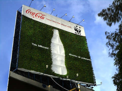 Eco-Friendly Billboards