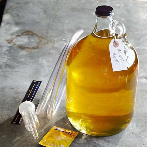 DIY Honey Wine Kits