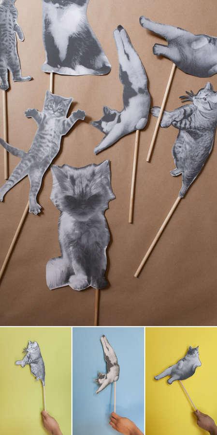 Kitten Puppet Parties