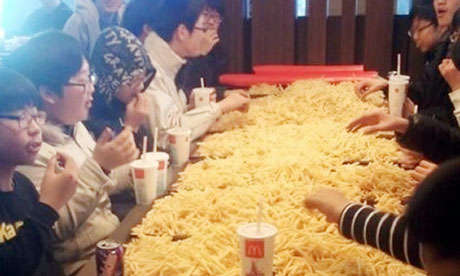 Japanese Potato Parties
