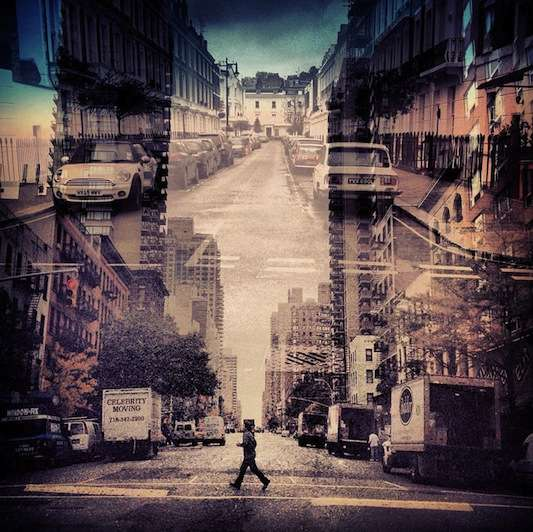 Ghostly City Photography