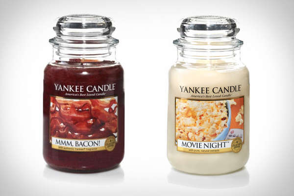 Masculine-Scented Candles