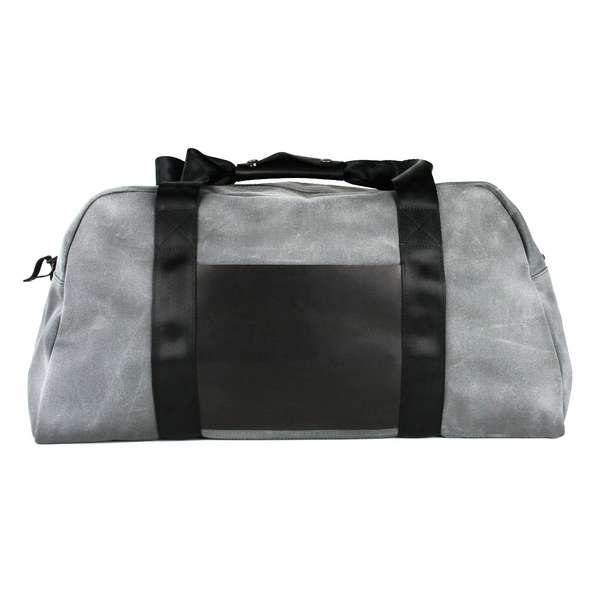 Military-Inspired Duffle Bags