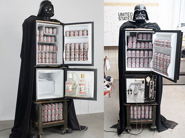 Sci-Fi Villain Fridges
