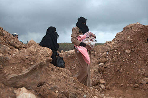 War Through Women's Eyes