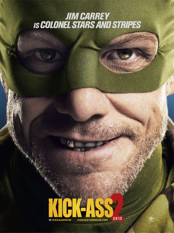 Jim Carrey Backs Out of Kick-Ass 2 Promotions
