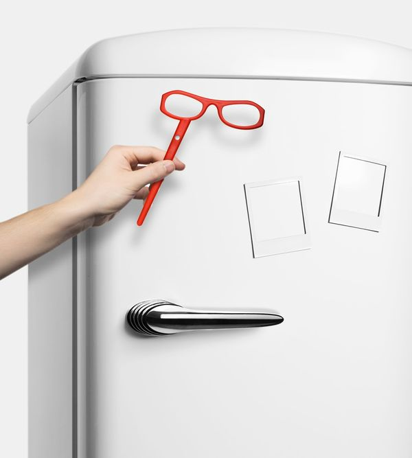 Fridge Magnet Reading Glasses