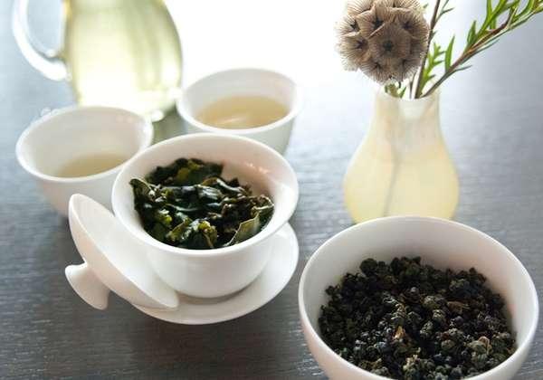 Delicious Organic Teas