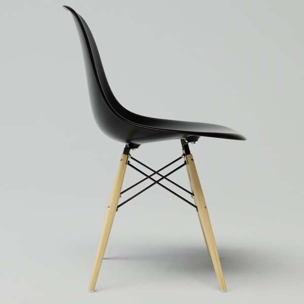The Eames DSW Chair