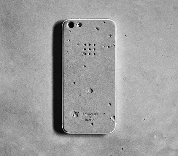 Planet-Like Smartphone Skins