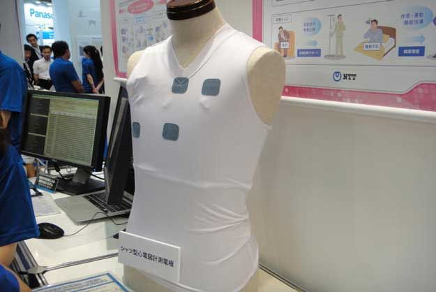 Life-Saving Undergarments