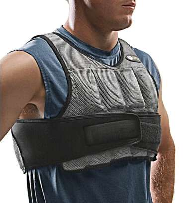Ambitious Athlete Weight Vests