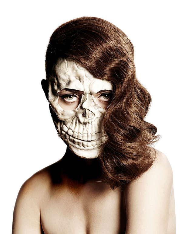 Masked Beauty Portraits