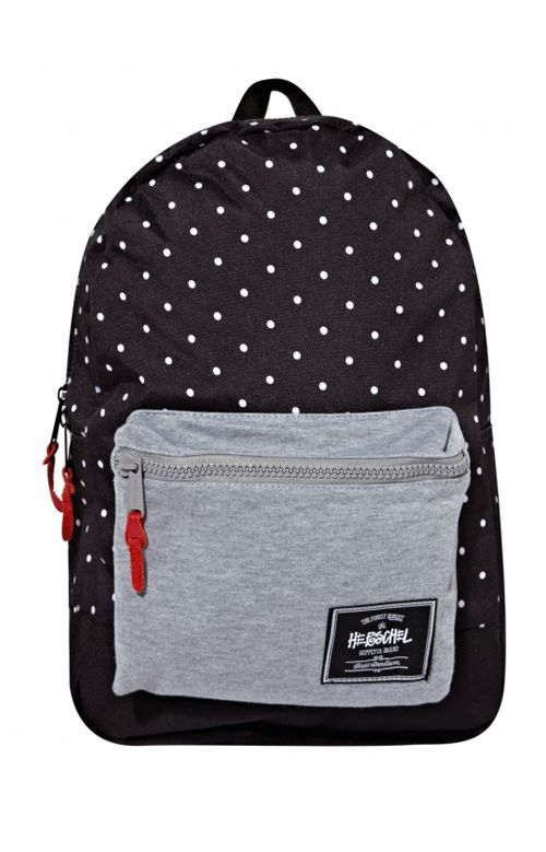 Pattern-Mixed Backpacks