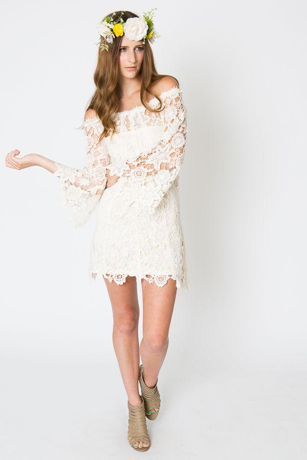 Alternative Wedding Dresses under $500