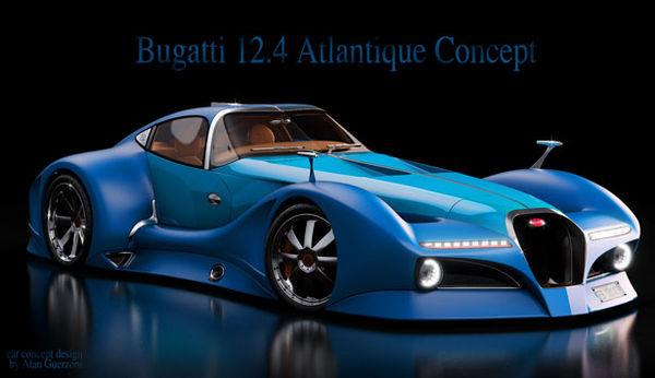 Futuristic 1930s-Inspired Autos