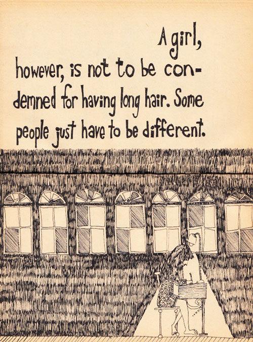 Conformity-Rejecting Illustrations