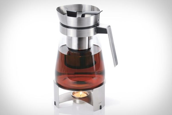 Coffee-Inspired Tea Makers