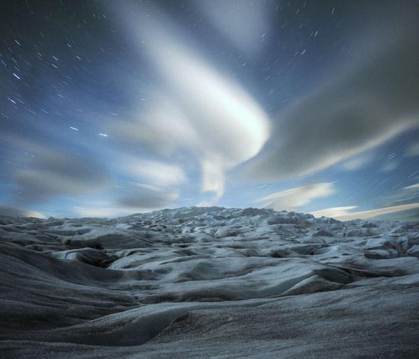 Icy Heightened Ridge Editorials