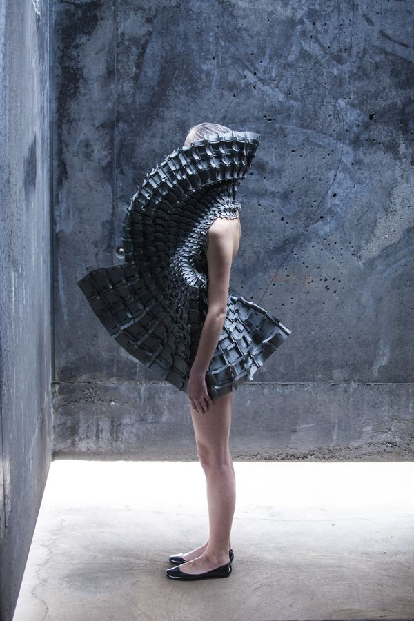Architectural-Inspired Student Collections