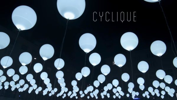 CYCLIQUE BY MAXIME HOUOT AND NOHISTA