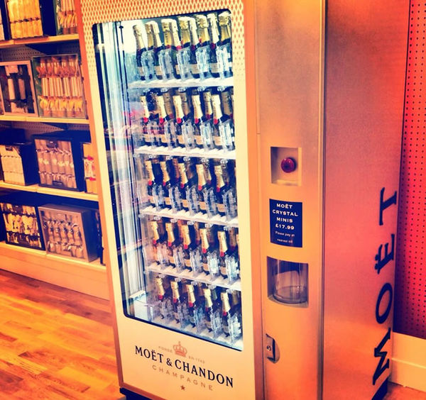 Celebratory Drink Dispensers