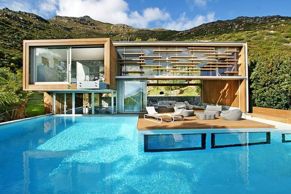 Stunning South African Spas
