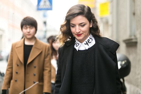 Gender-Bending Street Fashions