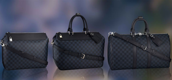 Moody Monogrammed Couture Bags