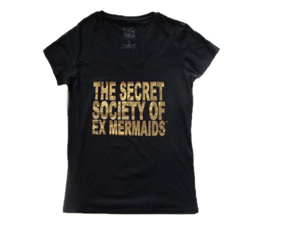 Secret Society Mermaid Tees