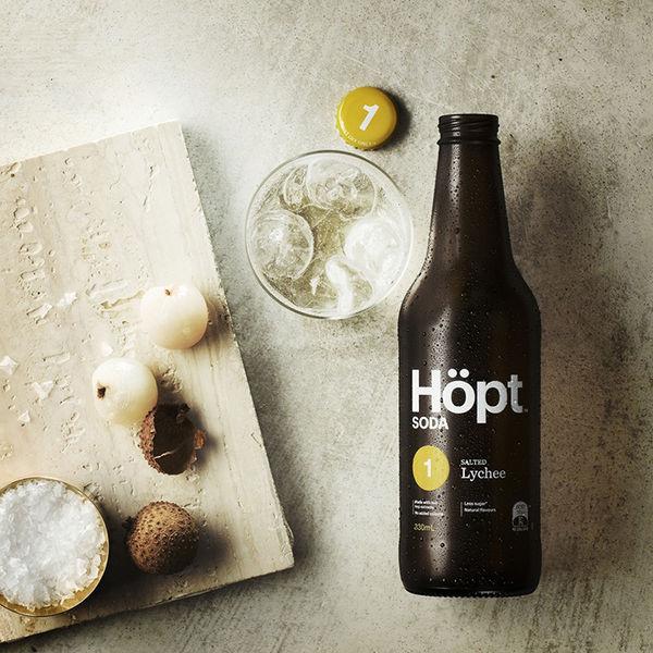 Beer-Resembling Soda Packaging
