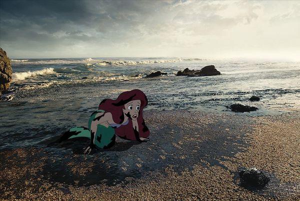 Alternative Fairytale Ending Illustrations