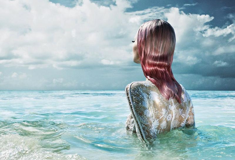 Effervescent Mermaid Editorials