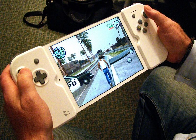 Tablet Game Controllers
