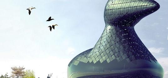Energy-Harvesting Ducks