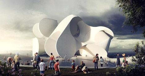 Manipulated Sphere Buildings