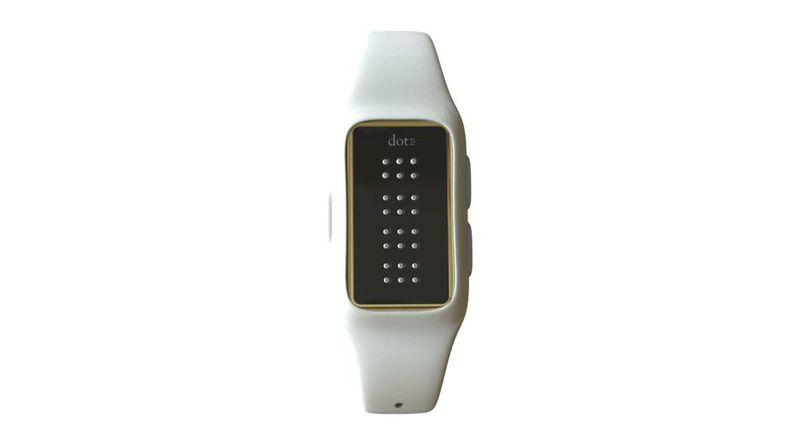 Braille-Equipped Smartwatches