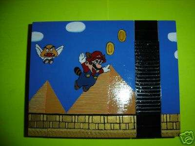 Custom-Painted NES Consoles for the Gaming Geek