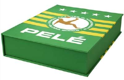 Pele Collector Book